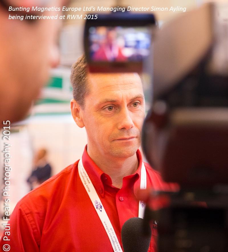 Managing director Simon Ayling