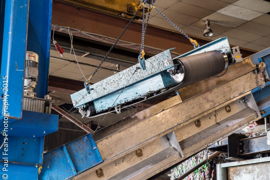 Overband Magnet Installation