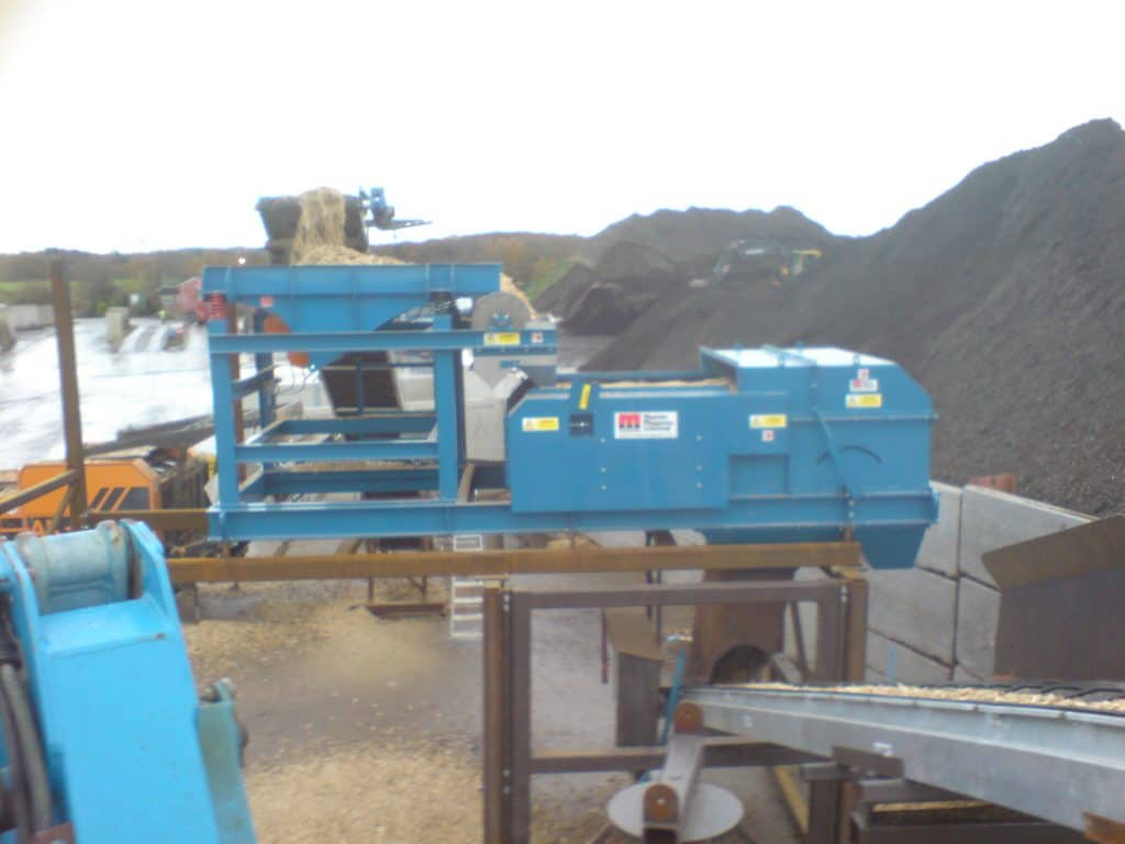 Strength of Eddy Current Separator in aggregate industry