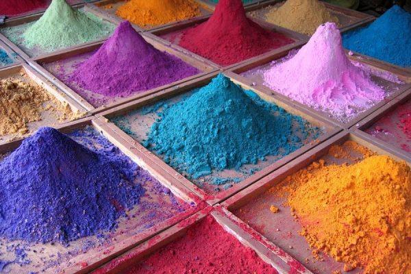 Pigments In India