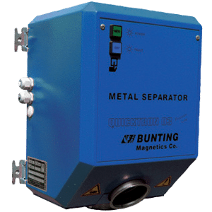 Magnetic Separation and Metal Detection