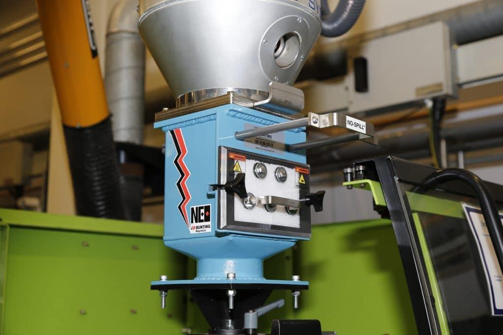 Bunting Magnetics Europe FF Grate Magnet