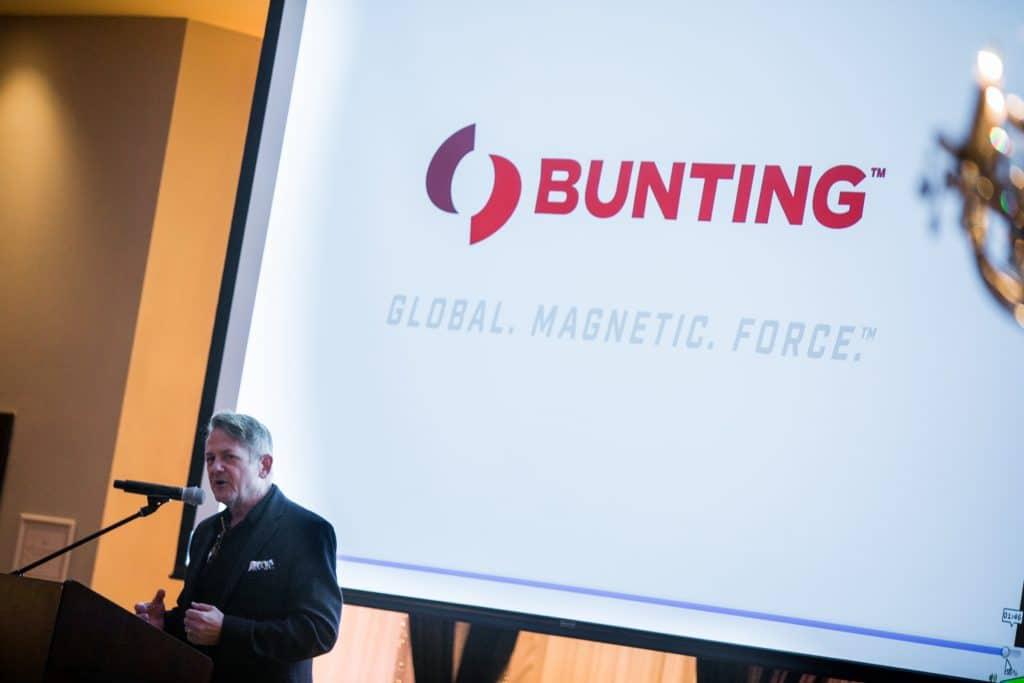 Buntings Rebranding