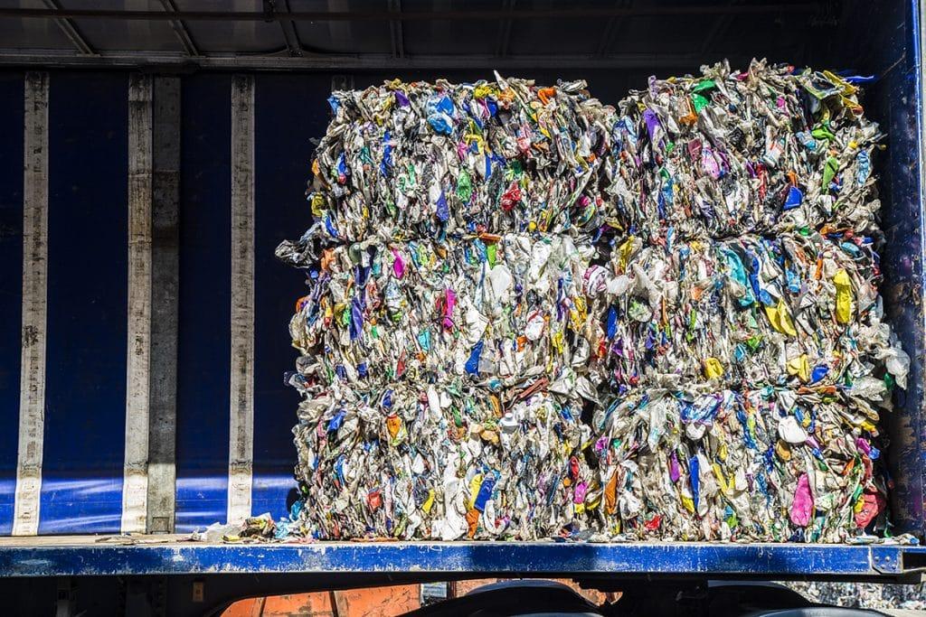 Plastic separation