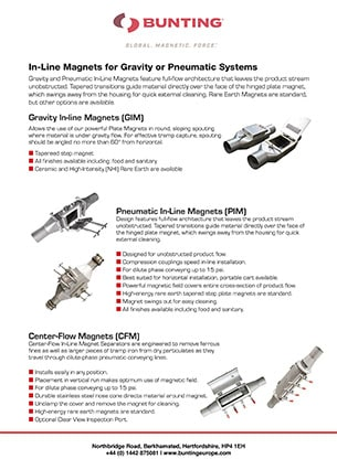 BME - In Line Magnets