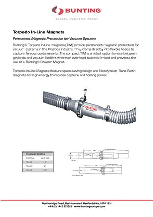 BME - Torpedo In-Line Magnets