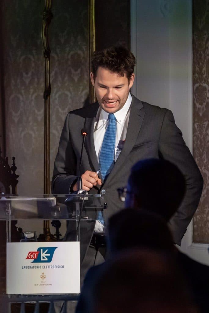 Co-Chair Matthew Swallow