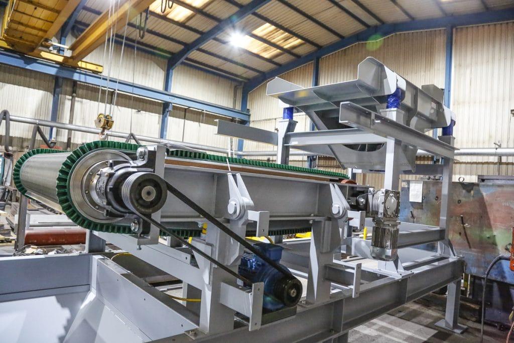 Large Metal Separation Module