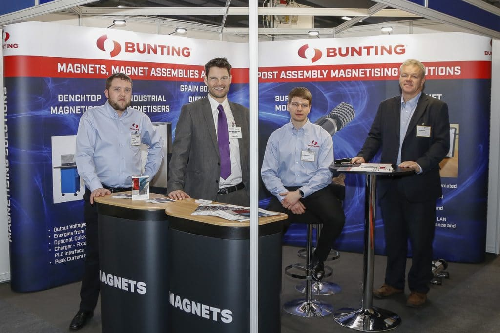 Bunting Team at Southern Manufacturing