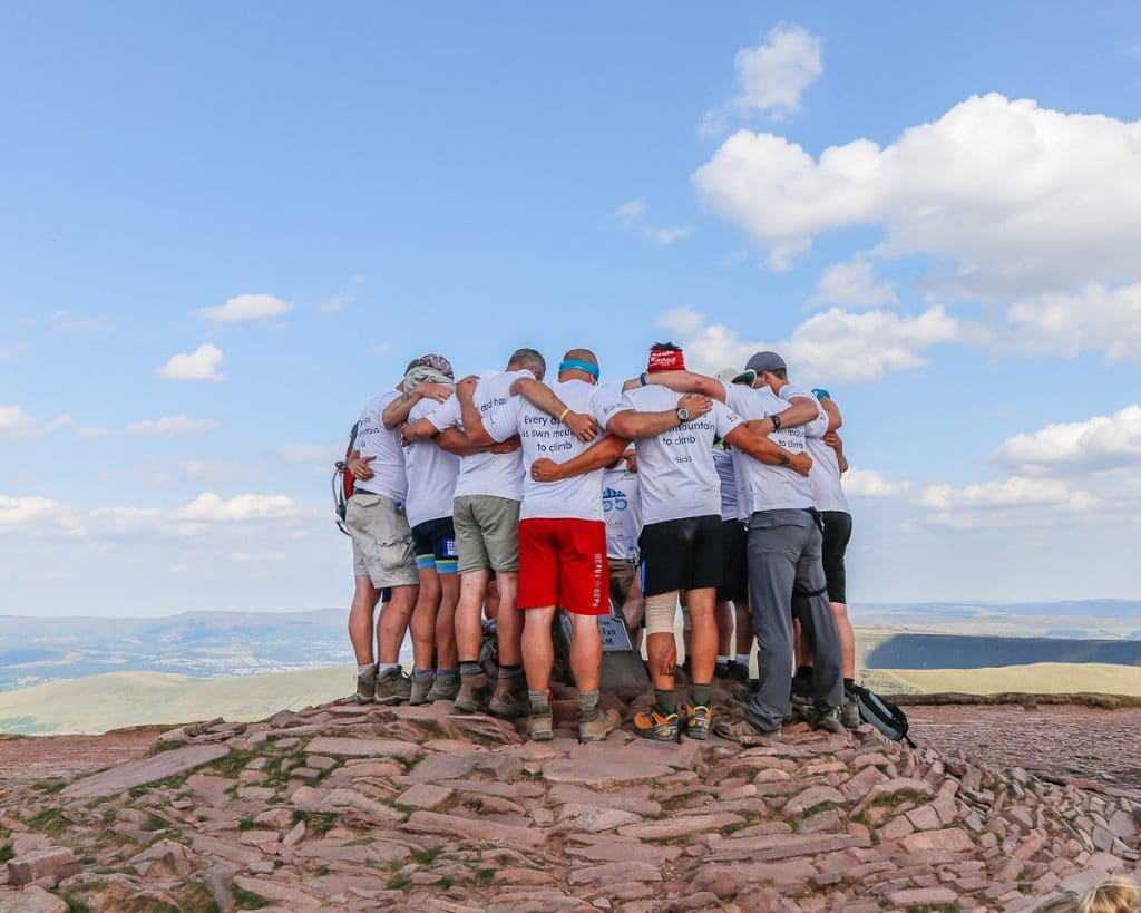 5in55 Mountain Challenge