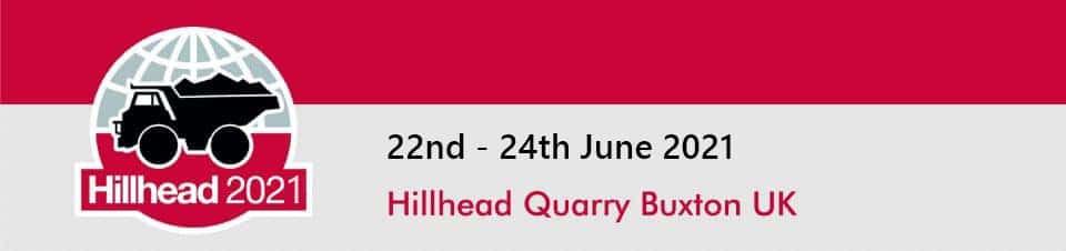Hillhead 2021, 22 - 24 June, Buxton, UK