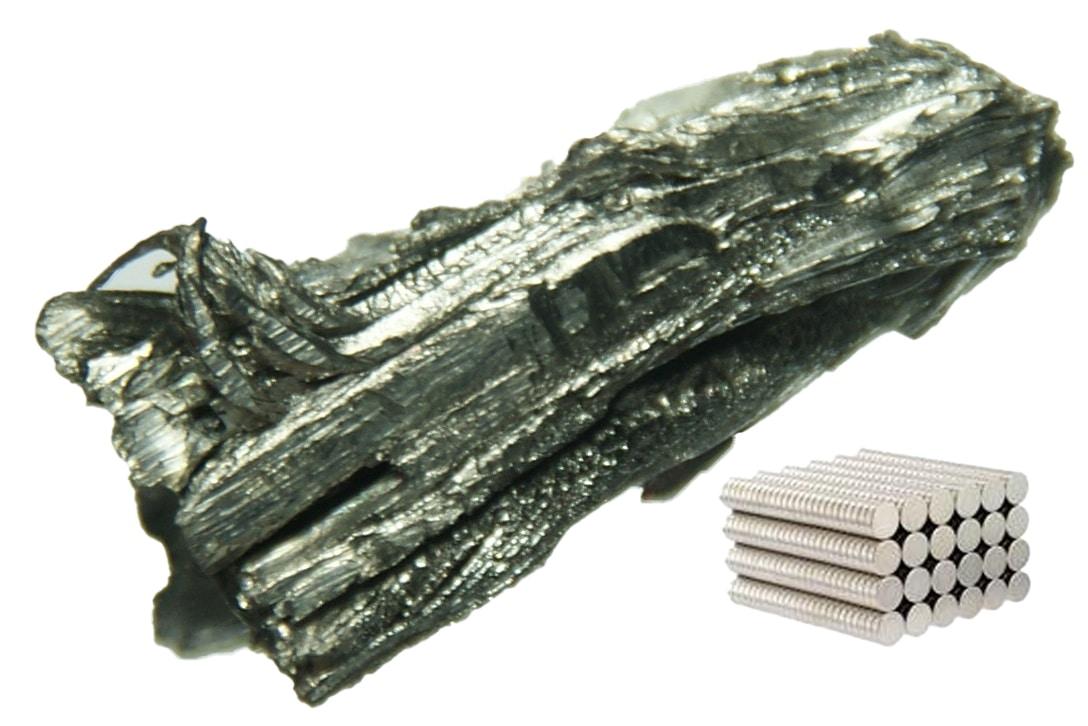Dyprosium plus NdFeB Magnets