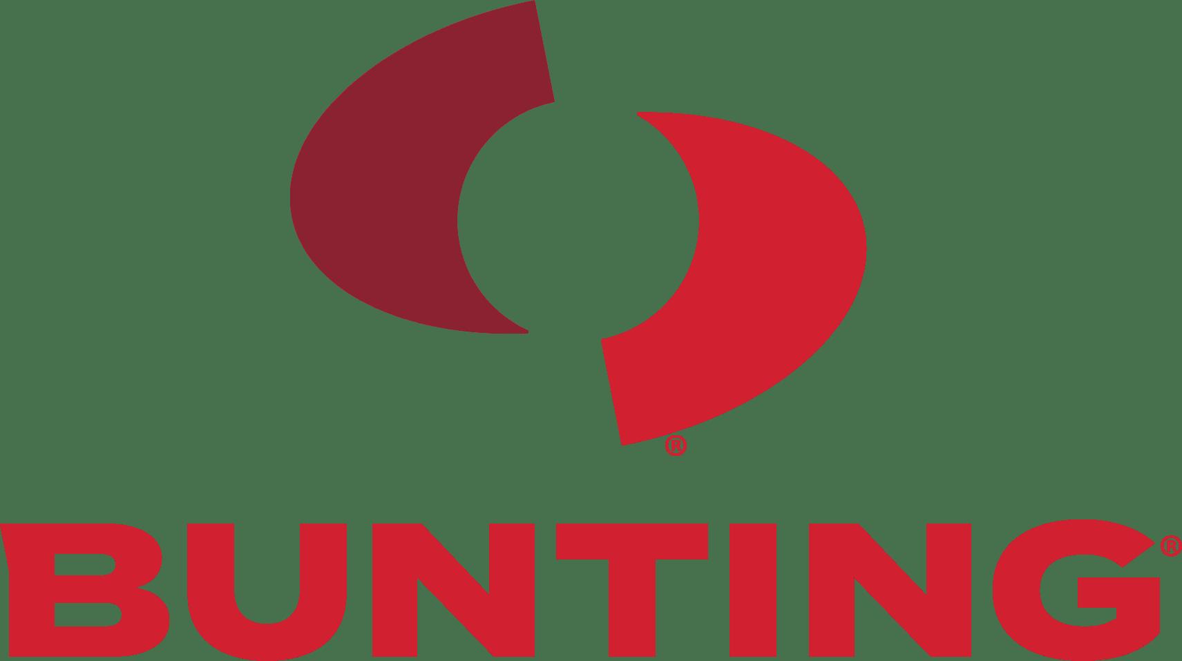 Bunting Logo Vertical
