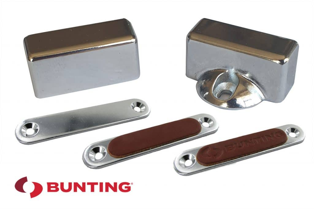 Shaker Magnetic Catch with Catchplate