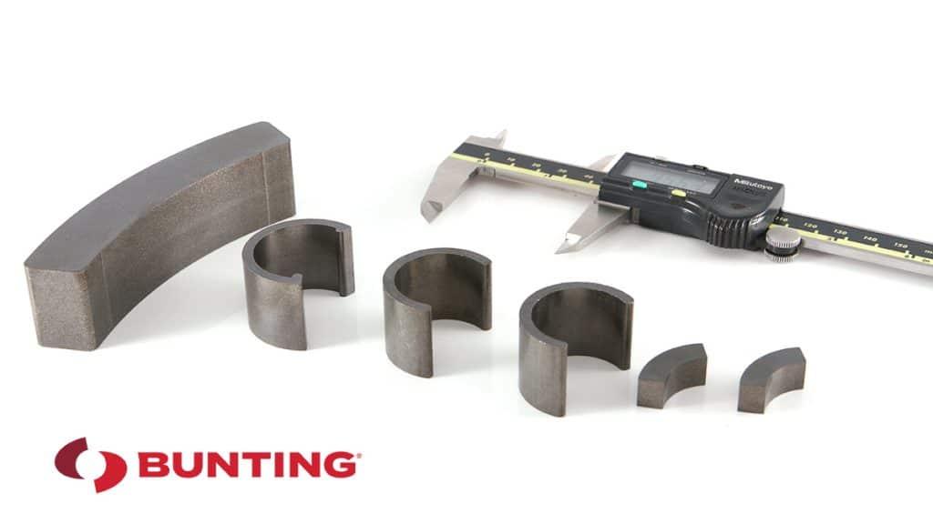 Plastic bonded Neodymium Rare Earth Magnets