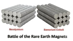 Battle of the Rare Earth Magnets