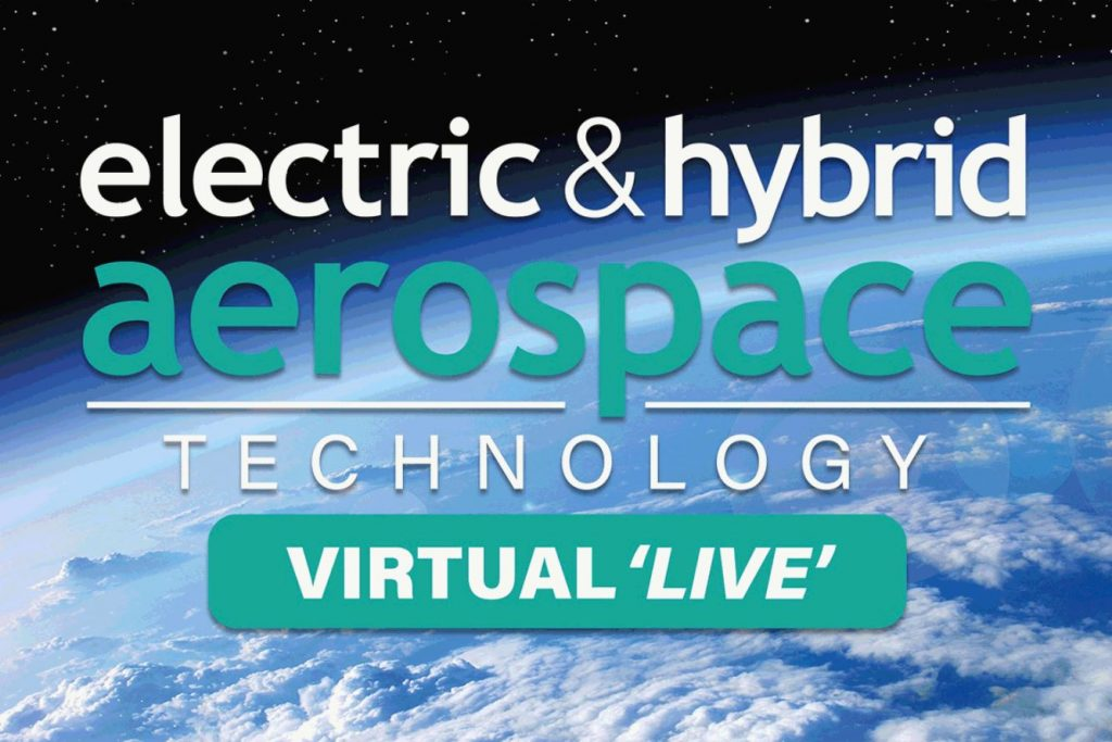 Electric & Hybrid Aerospace Virtual live